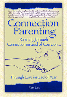 Connection Parenting Book Cover Image